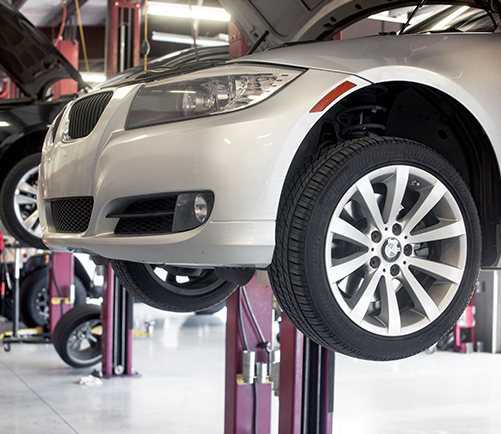 Car Suspension Repair Shop in Mt Pleasant | Auto-Lab of Mt Pleasant - content-new-suspension